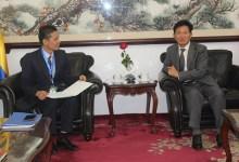 Se gestiona la creación de parques industriales para Quevedo ante la  República Popular China