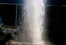 Se suspende servicios de agua en San Carlos por reparación integral de pozo 2