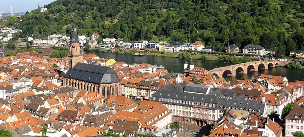 Que voir à Heidelberg