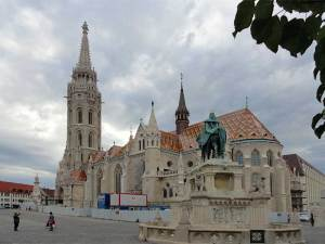 église Notre-Dame de l'Assomption de Budavár