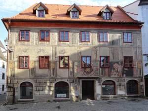 Maison Renaissance de la Rue Kajovska