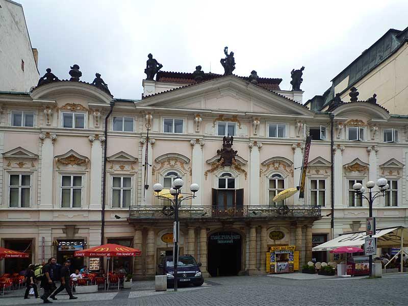 Praga casino palais savarin