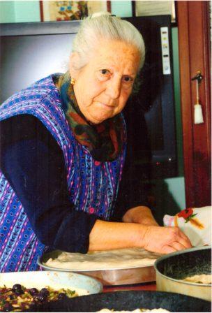 Maria Capone, madre di Pierino