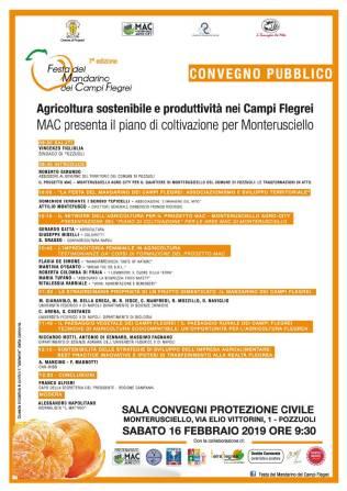 MAC - Agricoltura sostenibile e produttiva nei Campi Flegrei - Quicampiflegrei.it