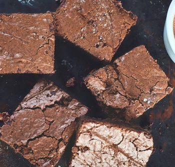 Raw Espresso Brownies / www.quichentell.com