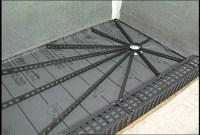 Offset shower drain | Terry Love Plumbing & Remodel DIY ...