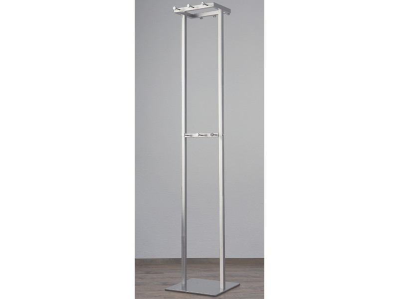 Standgarderobe Garderobenstnder modern Metall  Flur