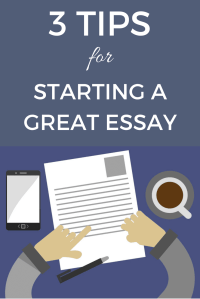 3 Brainstorming Techniques to Help You Craft the Perfect Essay