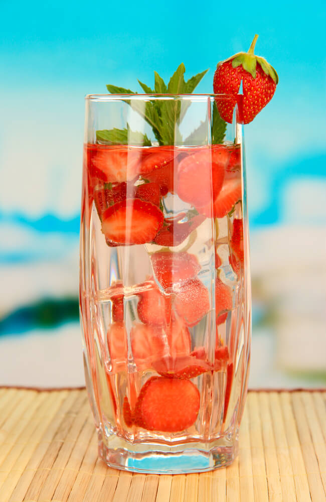 Whats in FruitInfused Water