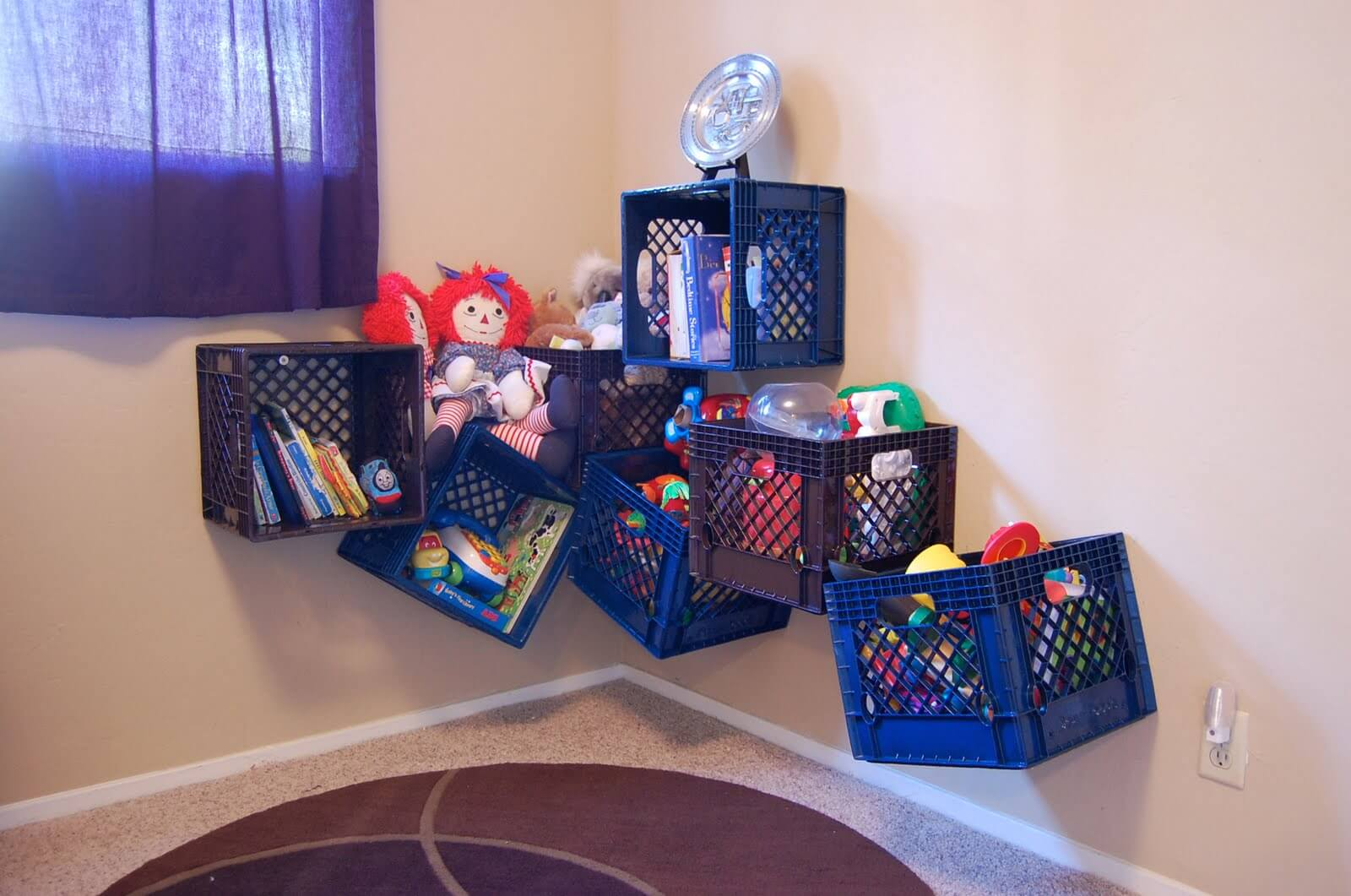 storage solutions for toys in living room mango wood furniture 7 creative toy and craft