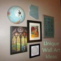 9 Unique Wall Dcor Ideas