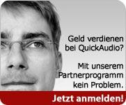 QuickAudio Partnerprogramm