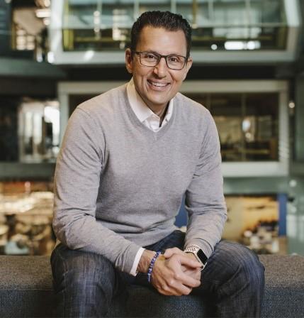 Sasan Goodarzi, Intuit CEO