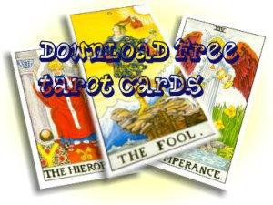free tarot cards