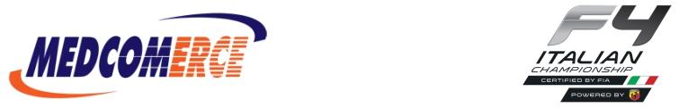 bquin template releases cabecalho - F4 Italiana retorna à Mugello para penúltima do ano
