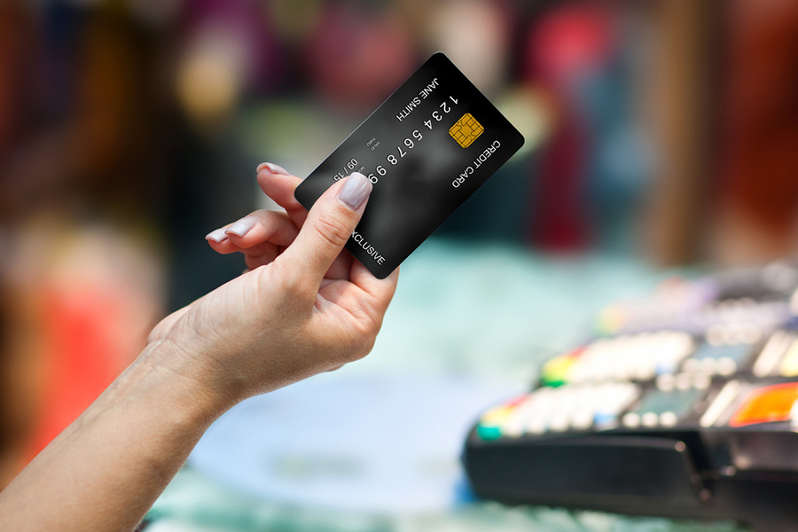 The Vices and Virtues of Having a Credit Record