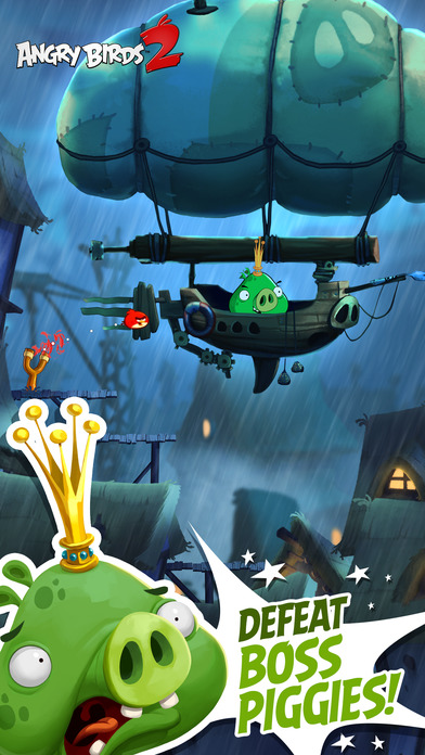 Screenshot of Angry Birds 2
