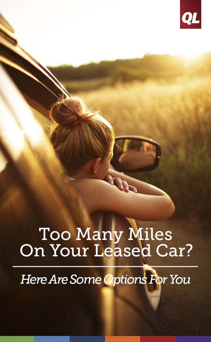 Too Many Miles On Your Leased Car? Here Are Some Options For You - Quicken