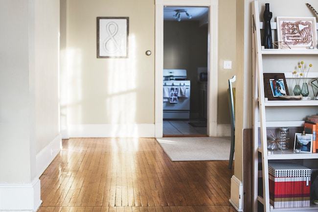 wooden floors in living rooms cheap room end tables pros and cons of wood zing blog by quicken loans hardwood