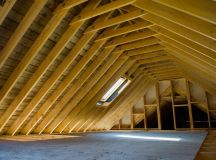 How to Vent Your Attic When You Have No Eaves or Shallow ...