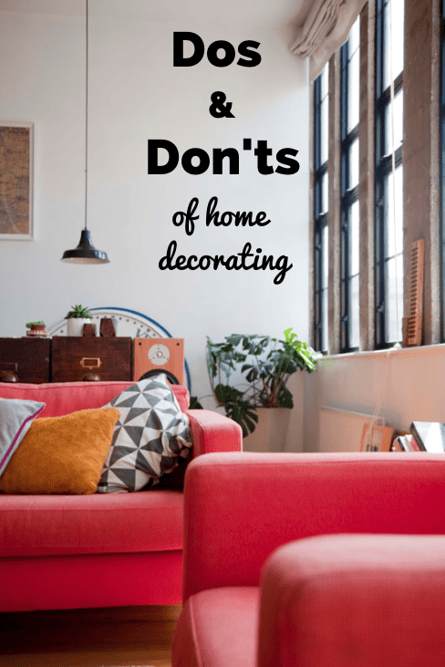 The Dos And Don'ts Of Home Decorating ZING Blog By Quicken Loans