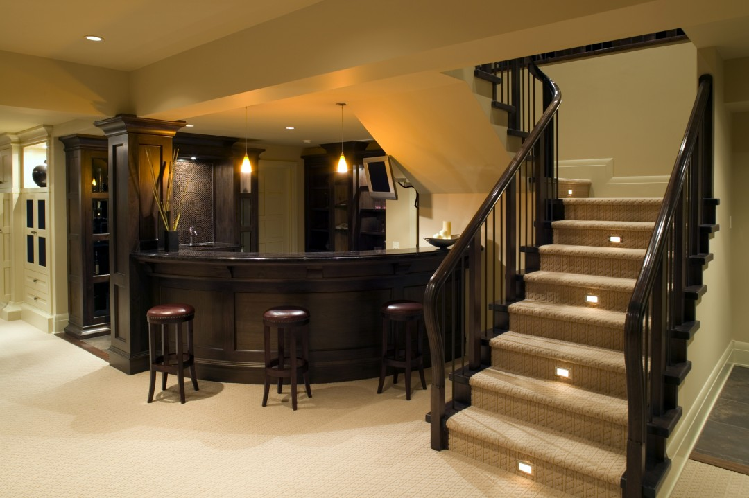 Remodel and Renovate Your Basement: Possibilities Below