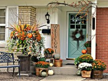 Fabulous Outdoor Decorating Tips And Ideas Fall - Zing