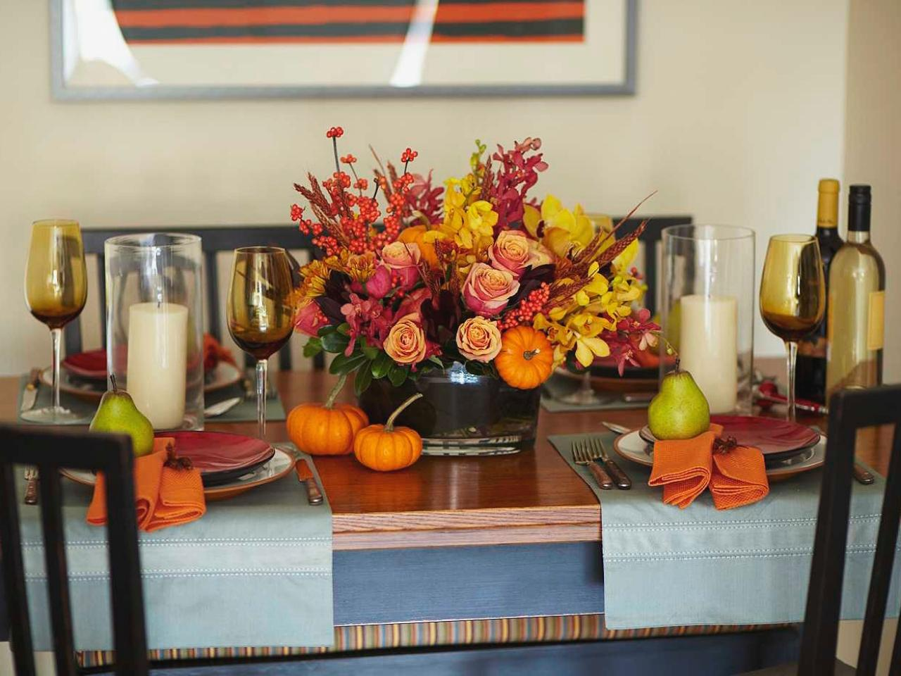 How to decorate your home for Thanksgiving
