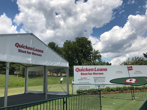 Quicken Loans National's 'Shot for Heroes' to Raise Money for Veterans - Quicken Loans Zing Blog