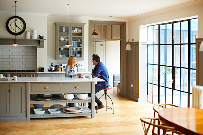 kitchen loans l shaped rug the step by guide to remodeling your zing blog shot of a young couple having breakfast in their