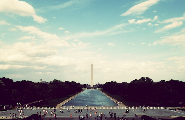 The Washington National Mall