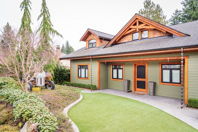 Cedar House Exterior