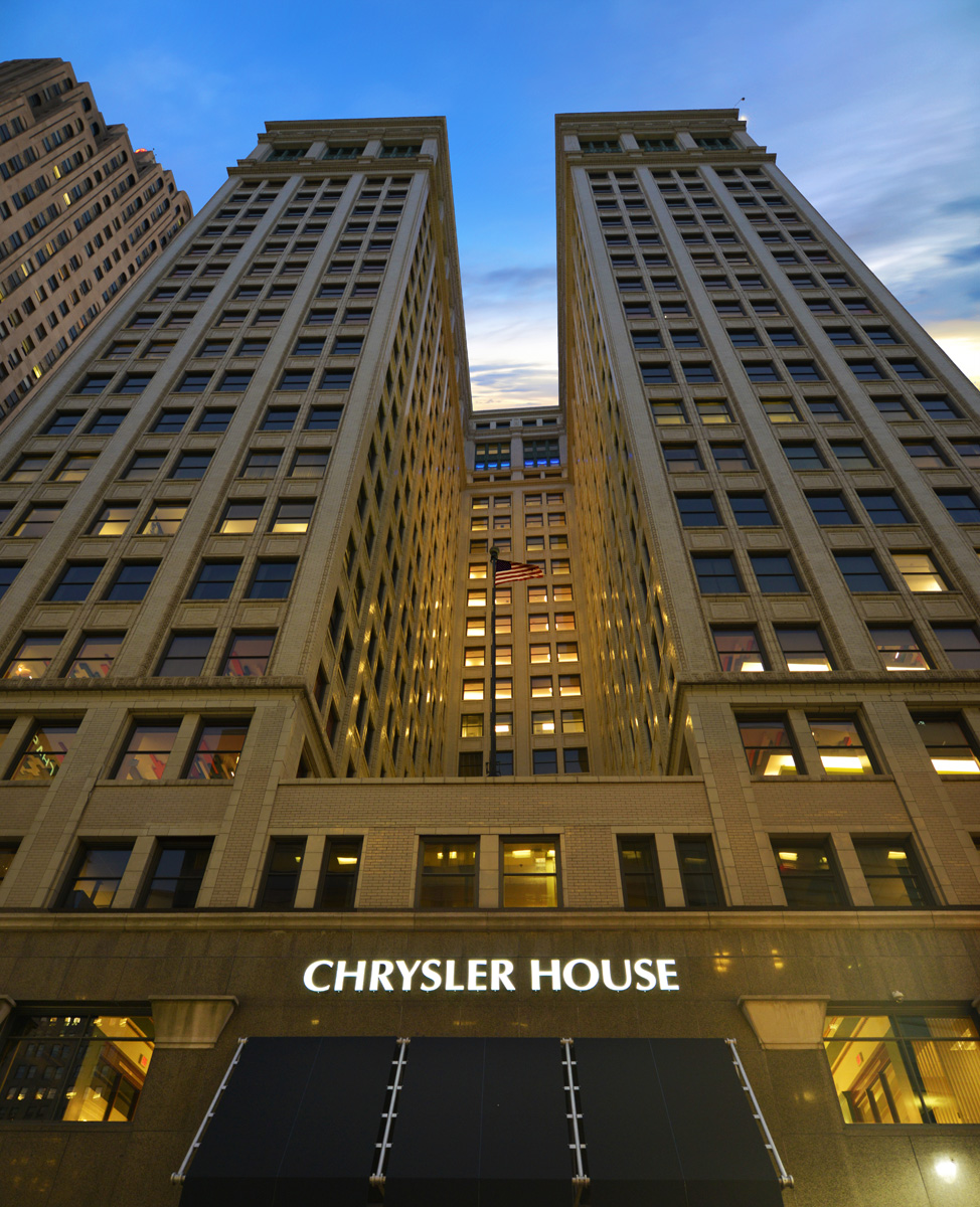 Chrysler House  Quicken Loans Pressroom