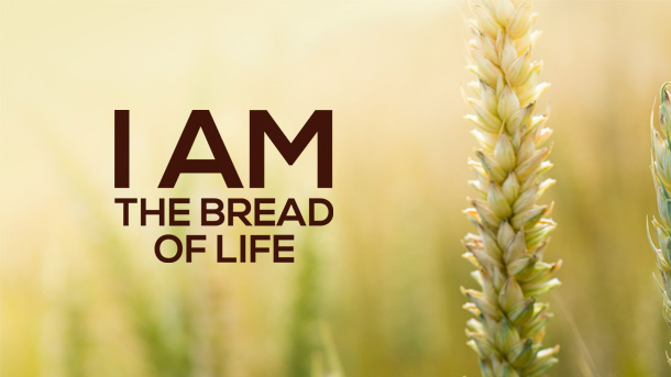 Image result for I am the bread of life image