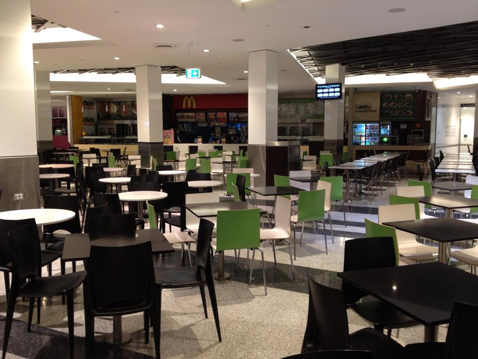 Food court interior 6
