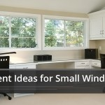 Treatment Ideas For Small Windows Quickfit Blinds And Curtains