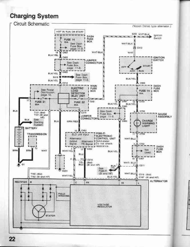 honda civic distributor wiring diagram  1990 honda civic distributor wiring diagram the wiring on 1995 honda civic distributor wiring diagram