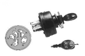 1931 Ignition Switch
