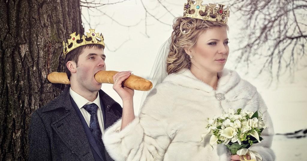 אחרי שתראו את תמונות החתונה האלה, אתם תרוצו לצלם אלבום חתונה חדש