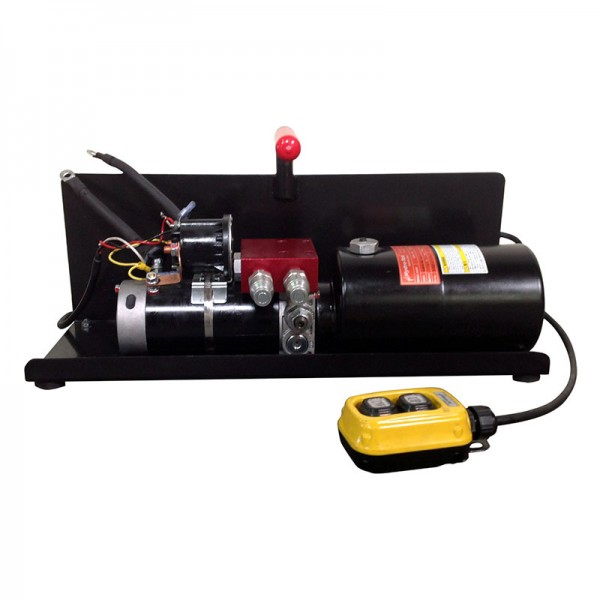 alternate power unit kit dc 12volt  hydraulic power unit