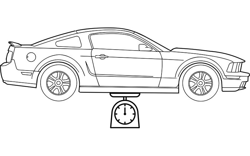 Measuring Guide for the QuickJack Portable Car Lift