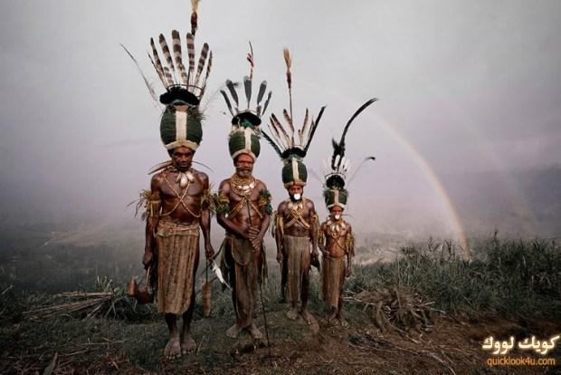 قبيلة-كالام-في-بابوا-بغينيا-الجديدة-وإندونيسيا
