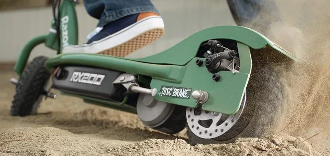 off road electric scooter for adults