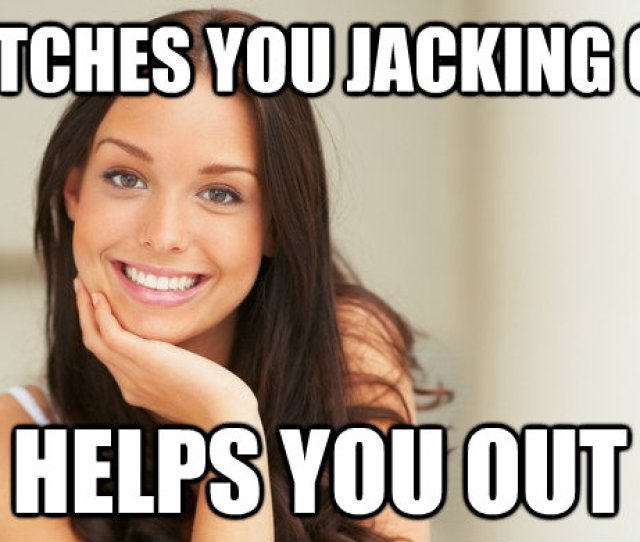Catches You Jacking Off Helps You Out