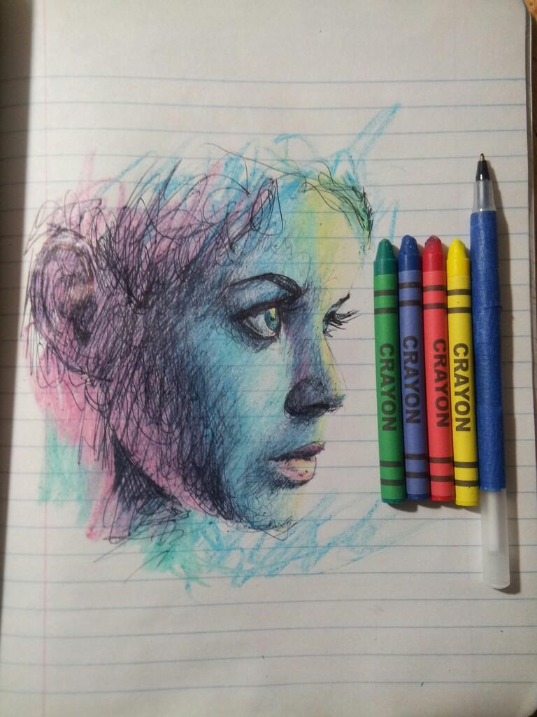 Crayola Crayon Color List