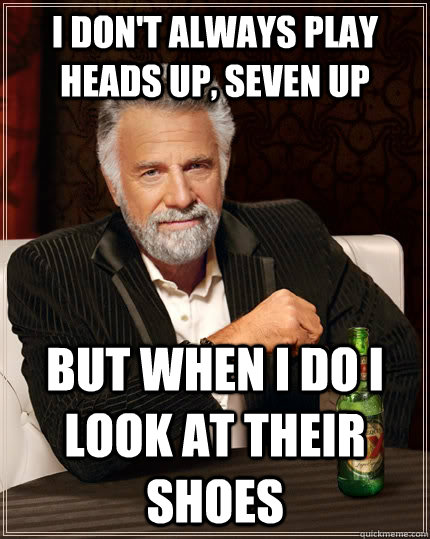 Image result for heads up seven up gif