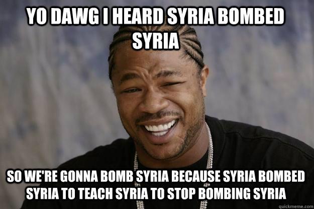 Image result for cartoons syria sarin false flag
