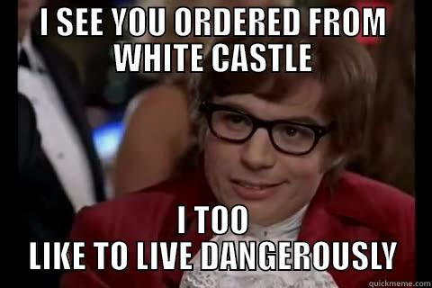 Image result for white castle funny