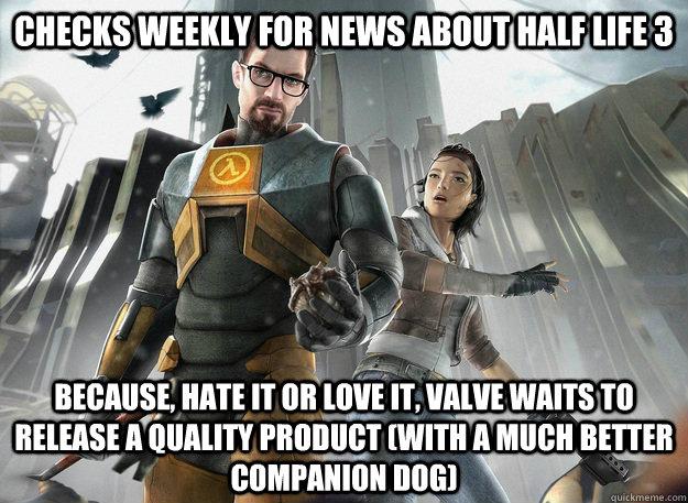 Memes Freeman Gordon Best Half Life