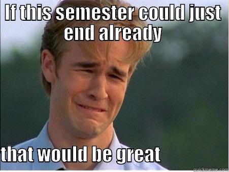 Image result for end of semester meme